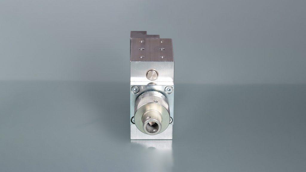 Pneumatikzylinder - fertig montiert für Druckmaschinen - eigene Konstruktion