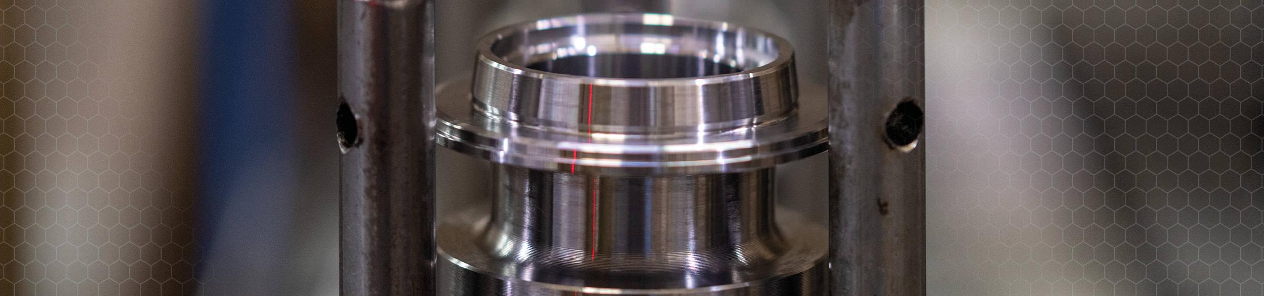 Zeh Präzisionsteile Produkte: CNC - Drehteile Frästeile